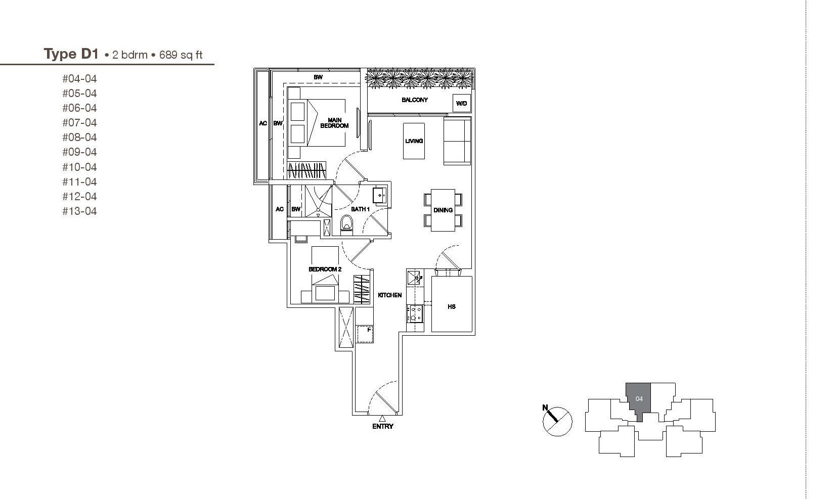 Regent residences floor plan home design inspirations Regent heights floor plan